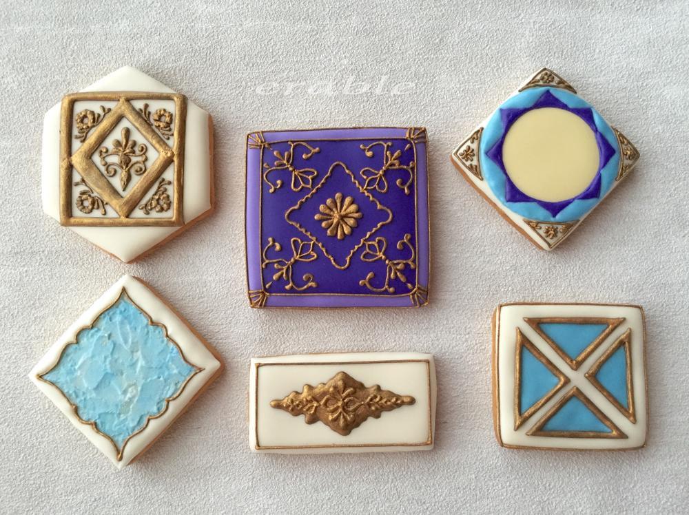 Turkish Inspiration Cookies