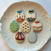 Easter Egg Cookies 2016 | Manu