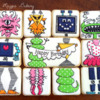 Mix 'n Match Monsters & Robots | The Magpie Bakery