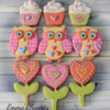 Spring Owls by Emma's Sweets