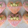 Sunset Hearts (Cookie Celebration LLC)