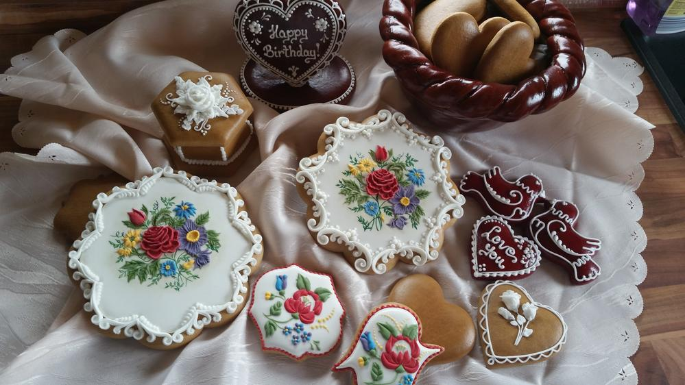 Hungarian Gingerbread Cookies Cookie Connection