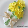 Royal Icing Daffodils by Emma's Sweets