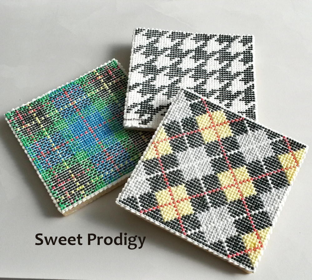"""Fabric"" Swatches 