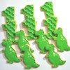 First Birthday Dinosaur Cookies