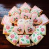 Floral Mothers' Day Cookies