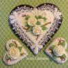 Petal Dust Hearts (Cookie Celebration LLC)