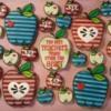 Teacher Appreciation Gift Cookies