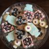 Couple's Shower - Wedding Shower - Mason Jar Cookies