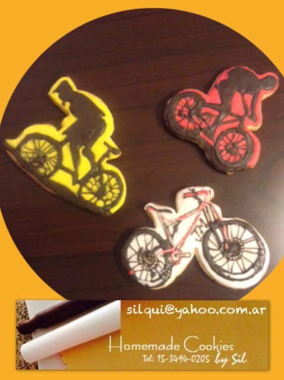 Downhill bicycles