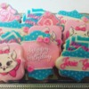 Meow Meow Party Cookies