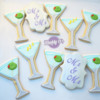 Maddy Ds Martini Wedding Favors