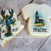 Maine by Ahimsa Custom Cakes