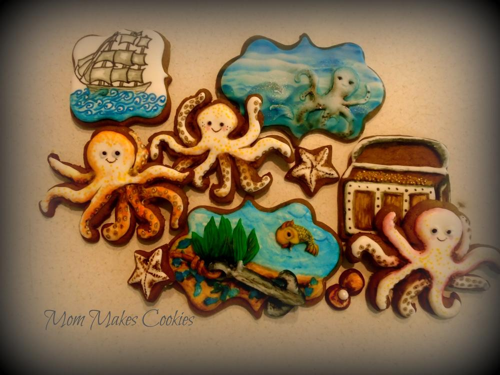 Oh my, Octopi!