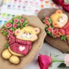Love Bear Cookies