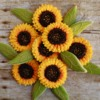Summer Sunflowers by Sweet Kissed Confections