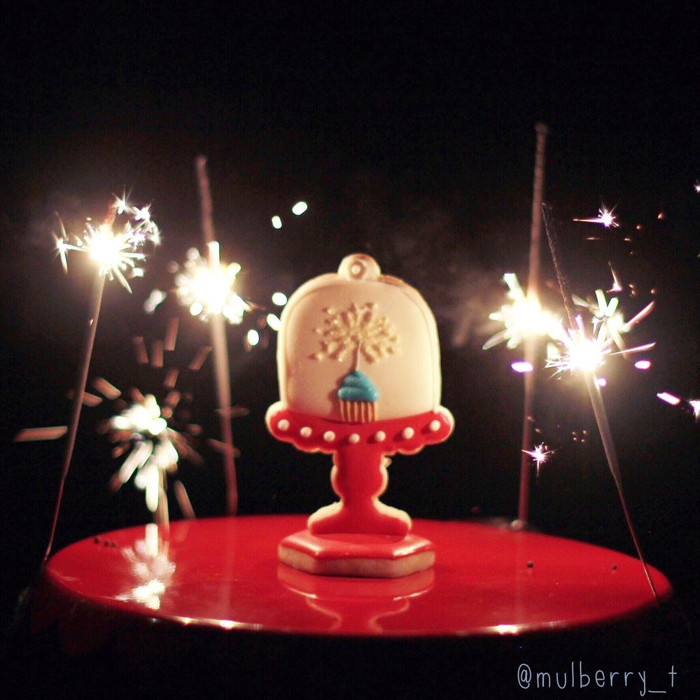 4th of July Cupcake
