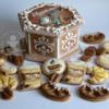 """Gingerbread Box """"Coffee"""""""