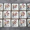 Wedding cartoon cookies