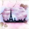 Paris Scene Cookie