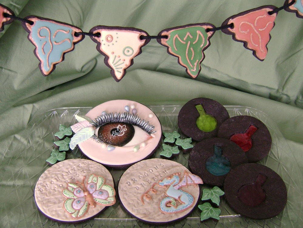 Enchanted Forest Cookie Set