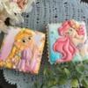 Rapunzel & Ariel