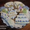 Lavender Tea Party   Bakerloo Station