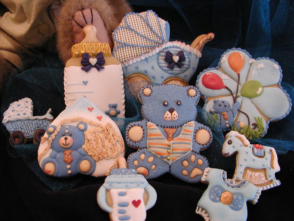 Are Teddy Bears the Current Baby Shower Interest These Days?