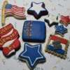 Marines Stars and Stripes