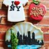 NYC Theme Cookies