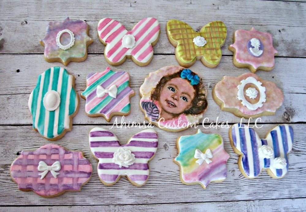 Hannah by Ahimsa Custom Cakes