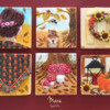 Walking into Autumn, cookie memory game by Manu
