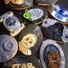 Lorena Rodriguez. Star Wars cookies