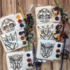 Paint-Your-Own Transformers Cookie Favors