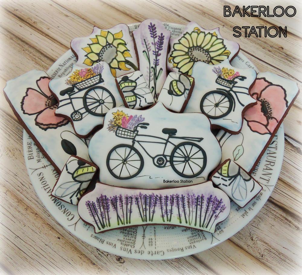 Touring Provence | Bakerloo Station