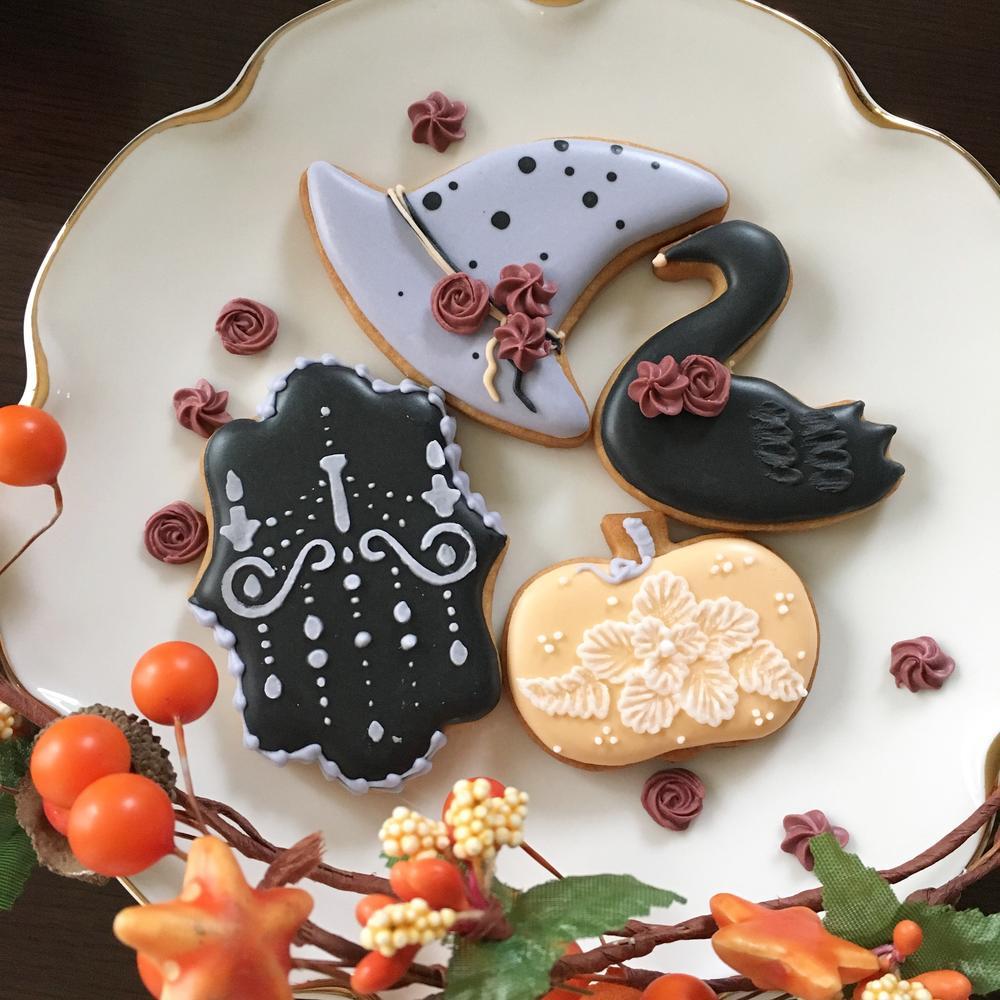 elegant halloween | cookie connection