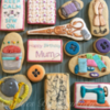 Sewing Cookies For Mum