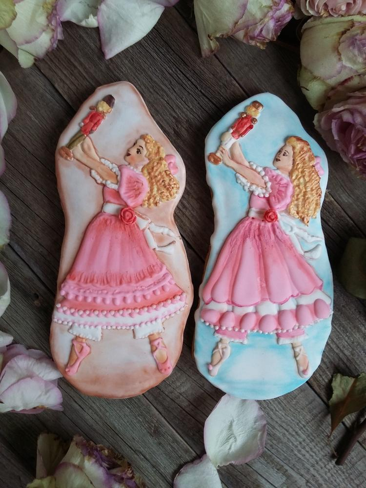 The Nutcracker Ballet Cookies Cookie Connection