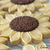 Sunflower Cookies by Emma's Sweets