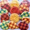 Simple Fall Cookies by The Cookie Loft Girls