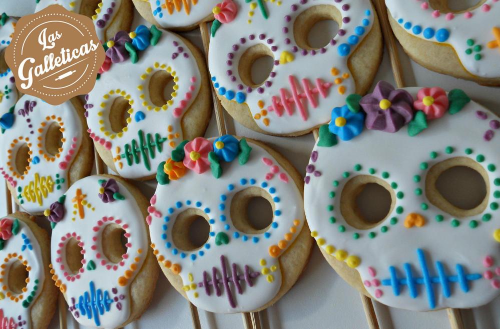 Calaverita Cookies!