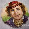 Willy Wonka / Gene Wilder Tribute by Ahimsa Custom Cakes