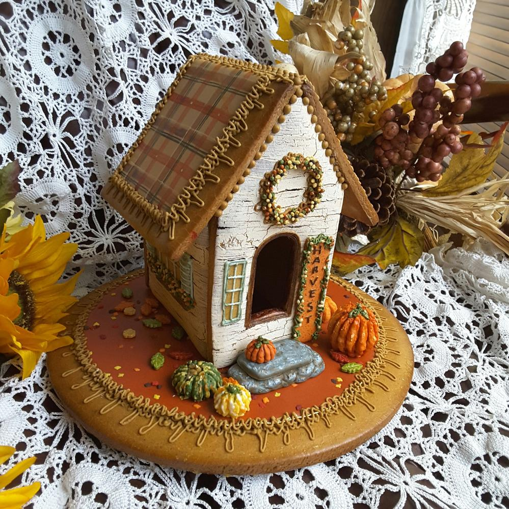 Harvest house 1