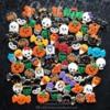 Teeny Tiny Kawaii Halloween Cookies