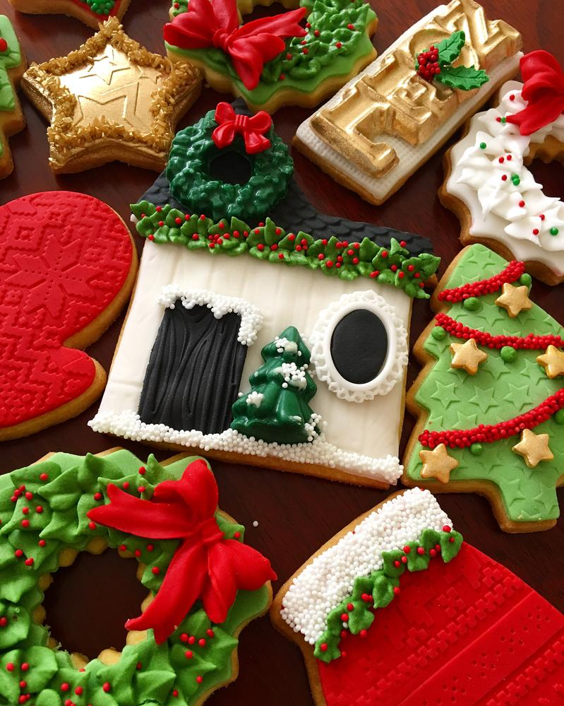 Christmas Cookies by Lorena Rodriguez