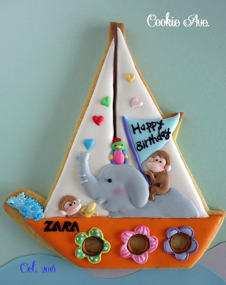 Zara's Birthday Party, to Zaraland!