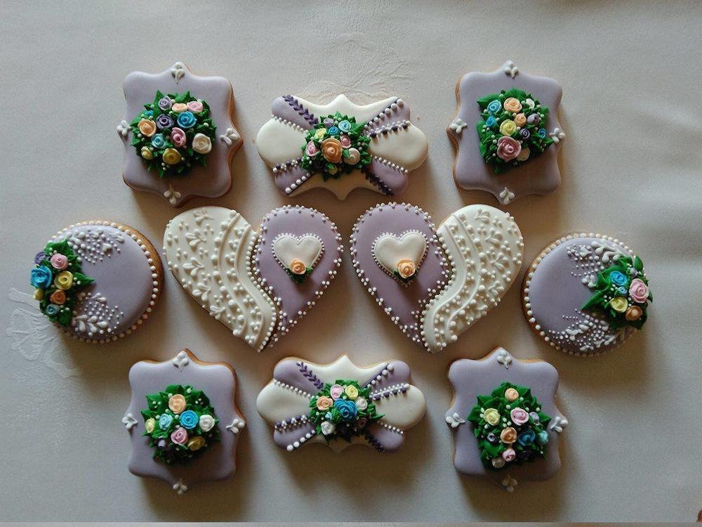 Bithday cookies