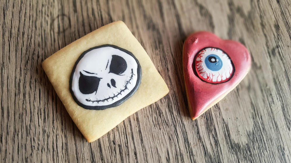 Jack Skellington and the Eye