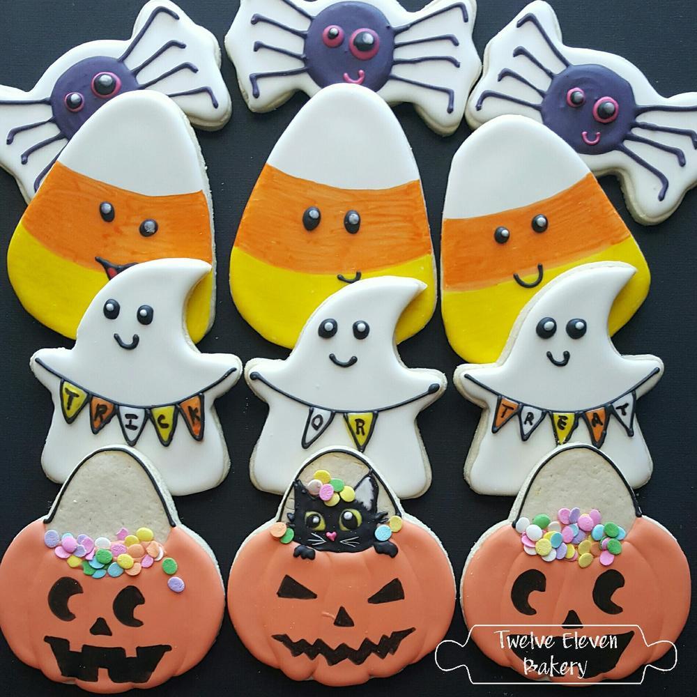 Happy Halloween Cookie Family!