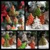 Christmas-y trees